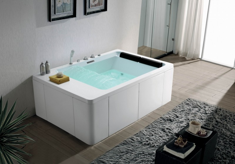 ANAQ Whirlpool M-1306 180x120 cm