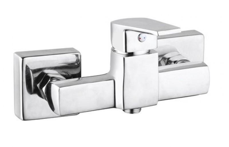 ARETA nástenná sprchová batéria, chróm