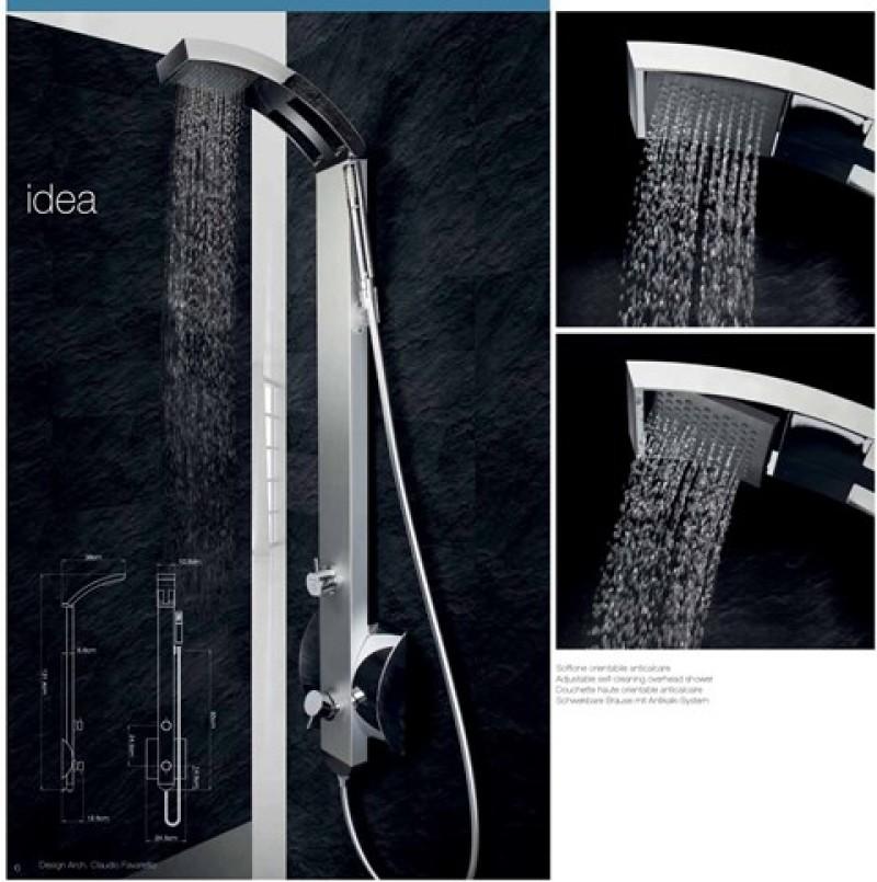 Sprchový panel IDEA by Drop Italy