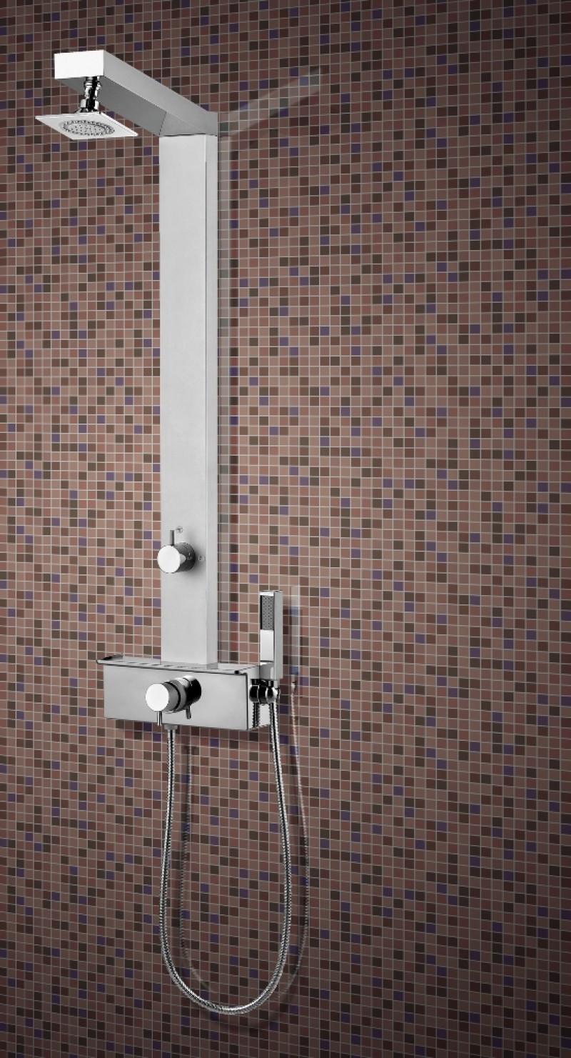 Sprchový panel GEMMA NUEVO  by Drop Italy