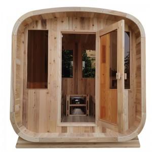 Vonkajšia sauna Štockholm