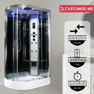 Hydromasážna kabína Insignia Premium 12R model 2020 pravá verzia