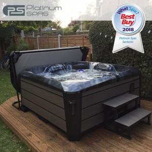 Vírivka Platinum Spas UK Santorini pre 6 osôb FULL