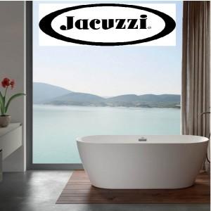 Jacuzzi® Vaňa voľne stojaca CHIC 150 biela lesklá